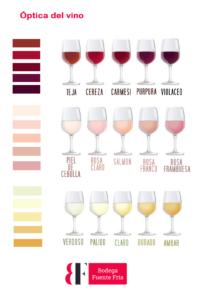 optica del vino